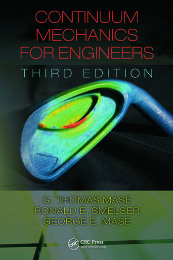 Continuum Mechanics for Engineers, Third Edition book cover