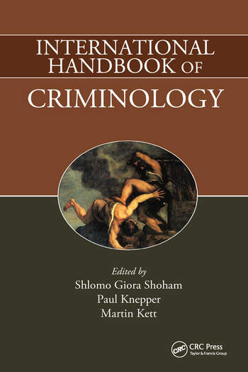 International Handbook of Criminology book cover