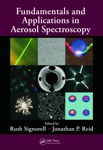 Fundamentals and Applications in Aerosol Spectroscopy book cover