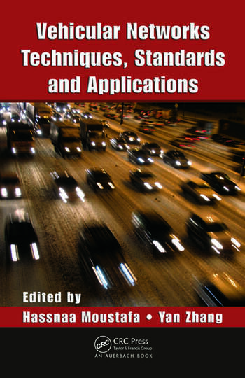 Vehicular Networks Techniques, Standards, and Applications book cover