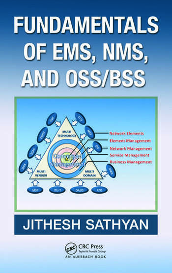 Fundamentals of EMS, NMS and OSS/BSS book cover