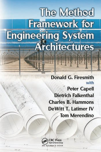 The Method Framework for Engineering System Architectures book cover