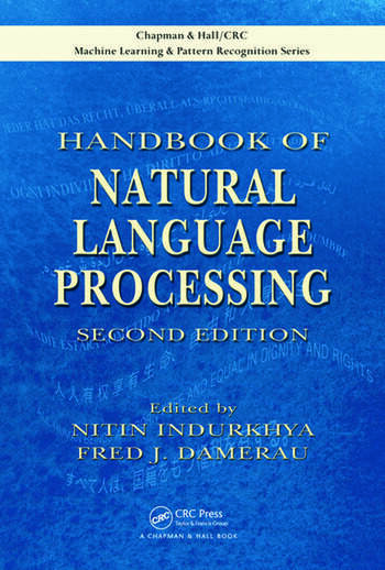 Handbook of Natural Language Processing book cover