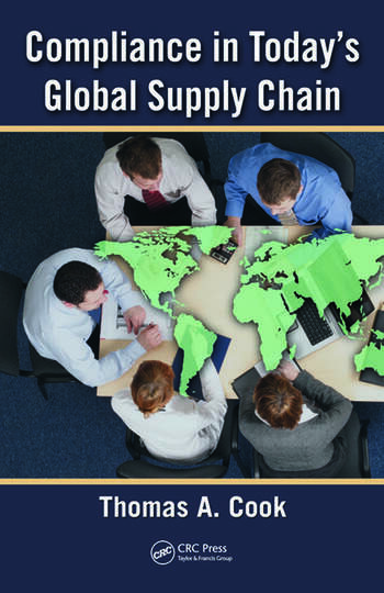 Compliance in Today's Global Supply Chain book cover