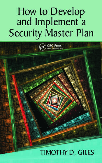 How to Develop and Implement a Security Master Plan book cover