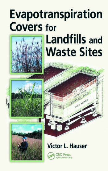 Evapotranspiration Covers for Landfills and Waste Sites book cover