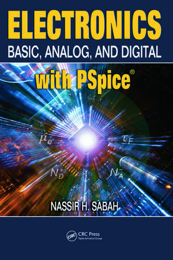Electronics Basic, Analog, and Digital with PSpice book cover