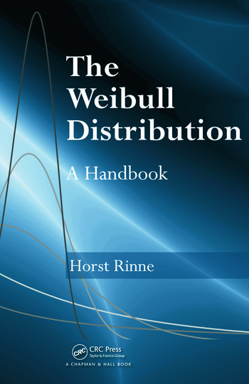 The Weibull Distribution A Handbook book cover