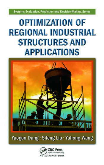 Optimization of Regional Industrial Structures and Applications book cover