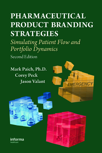 Pharmaceutical Product Branding Strategies Simulating Patient Flow and Portfolio Dynamics book cover