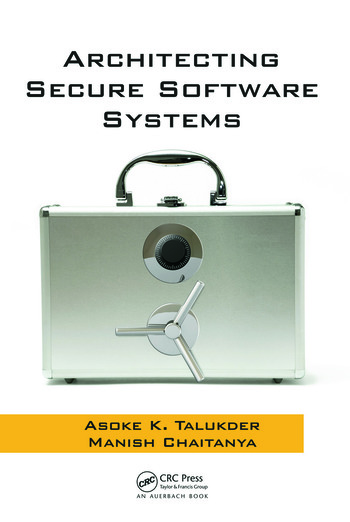 Architecting Secure Software Systems book cover