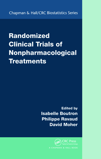Randomized Clinical Trials of Nonpharmacological Treatments book cover