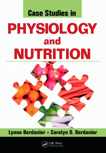 Case Studies in Physiology and Nutrition book cover