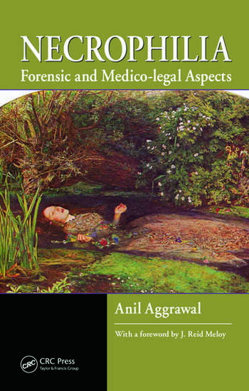 Necrophilia Forensic and Medico-legal Aspects book cover
