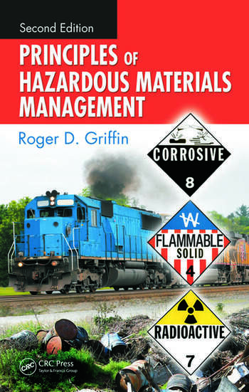 Principles of Hazardous Materials Management, Second Edition book cover