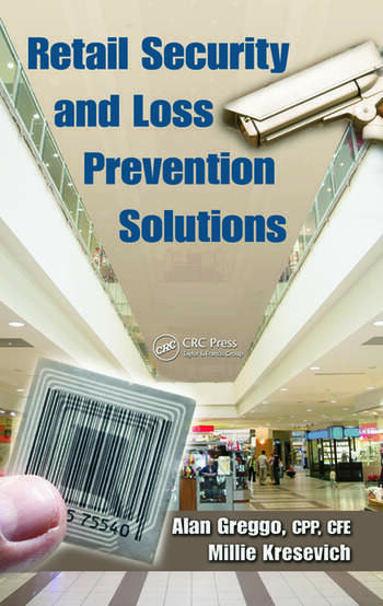 Retail Security and Loss Prevention Solutions book cover