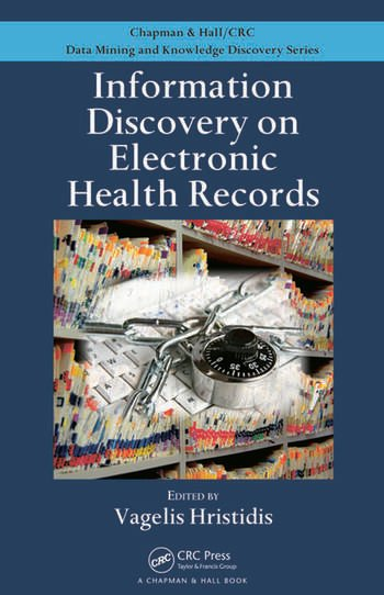 Information Discovery on Electronic Health Records book cover
