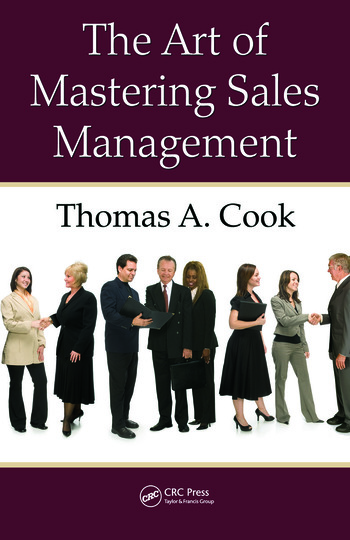 The Art of Mastering Sales Management book cover
