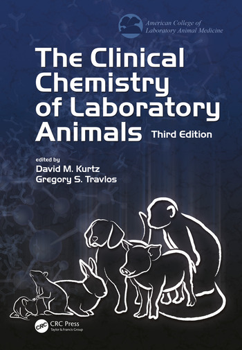 The Clinical Chemistry of Laboratory Animals book cover
