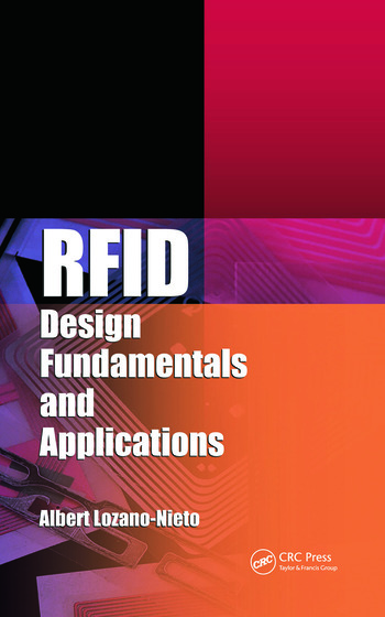 RFID Design Fundamentals and Applications book cover