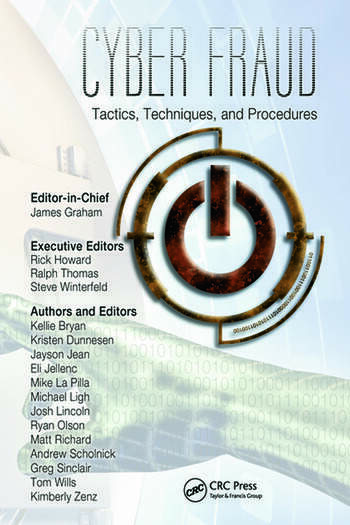 Cyber Fraud Tactics, Techniques and Procedures book cover
