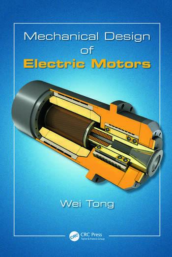 mechanical design of electric motors crc press book
