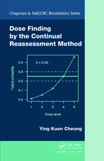 Dose Finding by the Continual Reassessment Method book cover