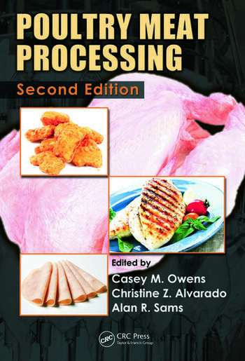 Poultry Meat Processing book cover