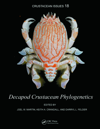 Decapod Crustacean Phylogenetics book cover