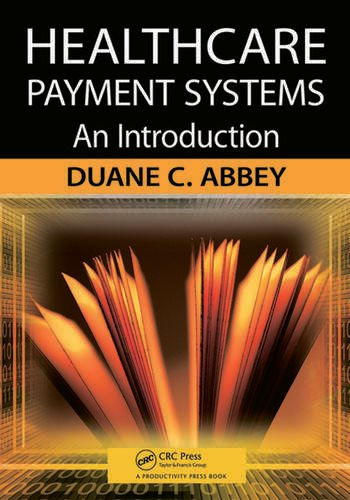 Healthcare Payment Systems An Introduction book cover