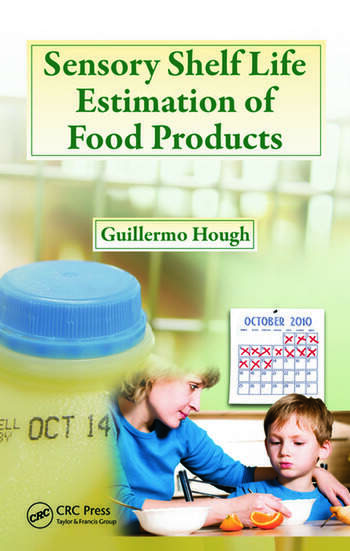 Sensory Shelf Life Estimation of Food Products book cover