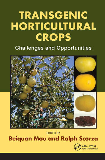 Transgenic Horticultural Crops Challenges and Opportunities book cover