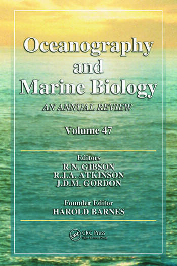Oceanography and Marine Biology An Annual Review, Volume 47 book cover