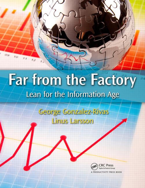 Far from the Factory Lean for the Information Age book cover