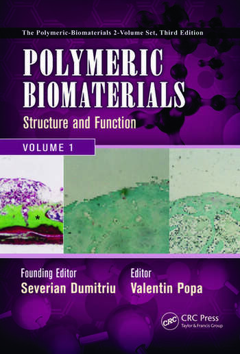 Polymeric Biomaterials Structure and Function, Volume 1 book cover