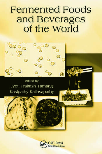 Fermented Foods and Beverages of the World book cover
