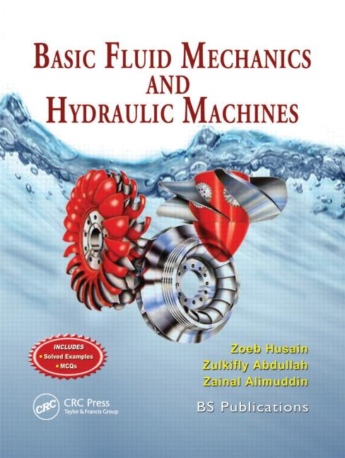 Basic Fluid Mechanics and Hydraulic Machines book cover
