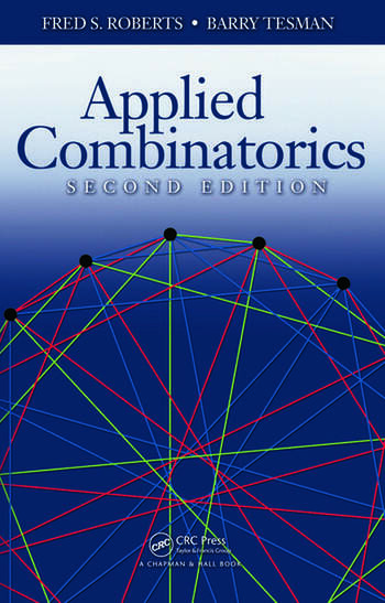 Applied Combinatorics book cover