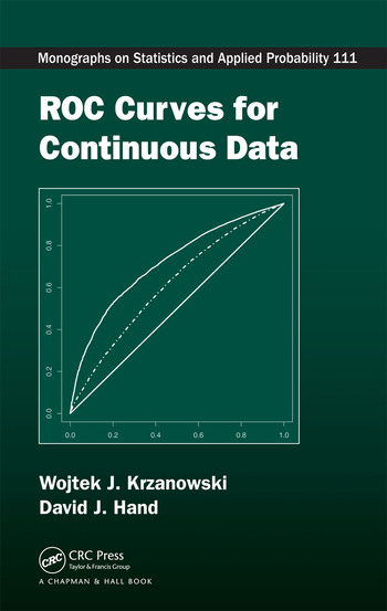 ROC Curves for Continuous Data book cover