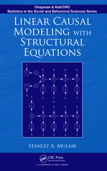 Linear Causal Modeling with Structural Equations book cover