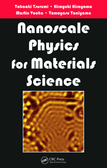 Nanoscale Physics for Materials Science book cover