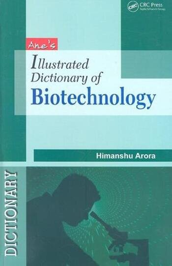 Illustrated Dictionary of Biotechnology book cover