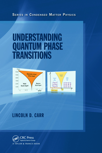 Understanding Quantum Phase Transitions book cover