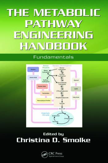 The Metabolic Pathway Engineering Handbook Fundamentals book cover