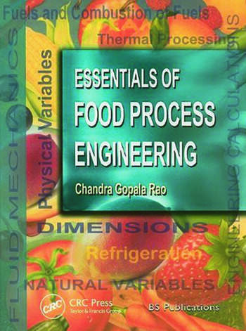 Essentials of Food Process Engineering book cover