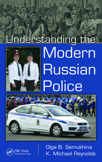 Understanding the Modern Russian Police book cover