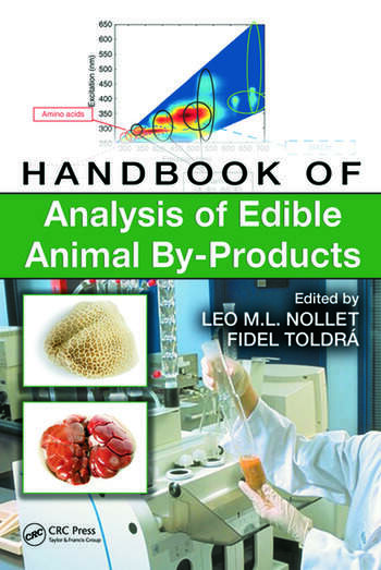 Handbook of Analysis of Edible Animal By-Products book cover
