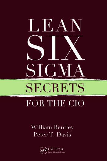 Lean Six Sigma Secrets for the CIO book cover