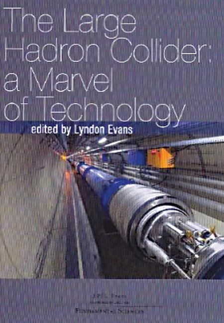 The Large Hadron Collider book cover