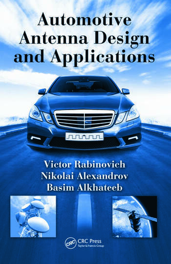 Automotive Antenna Design and Applications book cover